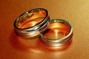 В Петербурге заявления на регистрацию брака начали принимать через интернет