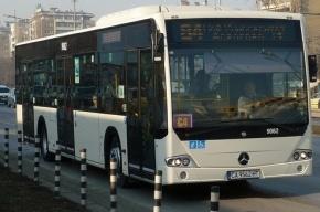 Автобусы с маршрута «Крестовский остров» – «Петроградская» перекинут на «Черную речку»