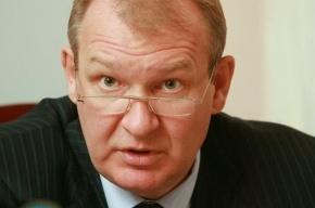 У главы администрации Приморского района идет обыск