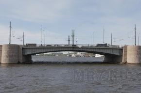 На этой неделе в Петербурге разводят Тучков мост