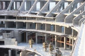 Стадион «Зенита» готов на треть, выяснила Счетная палата