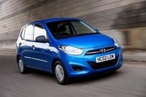 Продажи легковых автомобилей в России выросли на 10% в 2012 году