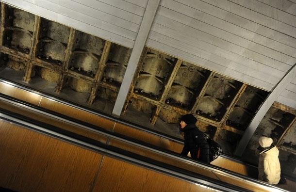 Московское метро оснастят импортными эскалаторами