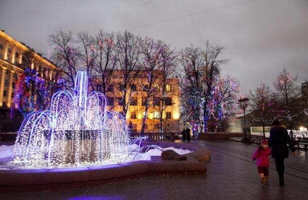 Московские дворы превратят в пешеходные зоны в 2013 году