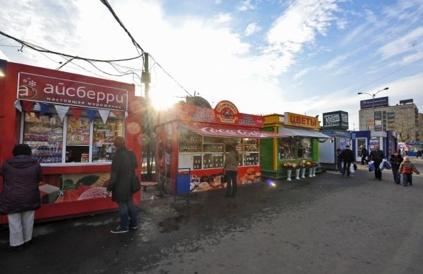 В центре Москвы сносят ракушки, мансарды и автомойки