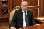 Путин и глава Дагестана Абдулатипов: Фоторепортаж