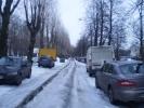 Парковки на газонах зимой 2012-2013: Фоторепортаж