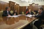 Фоторепортаж: «Путин рост цен ЖКХ»
