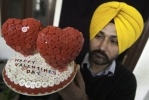 День Святого Валентина. Часть 1: Фоторепортаж