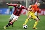 Милан - Барселона 20 февраля 2013 года: Фоторепортаж