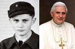 Бенедикт XVI, в миру Йозеф Алоис Ратцингер : Фоторепортаж