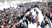 Василиса Голицына, похороны - фото: Фоторепортаж