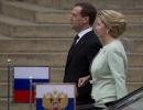 Дмитрий Медведев и Светлана Медведева: Фоторепортаж