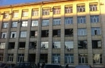 Фоторепортаж: «Последствия метеоритного дождя в Челябинске»
