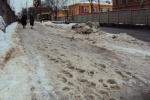 Дорога к Центру Алмазова: Фоторепортаж