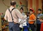 Съемки видеокурса по русскому языку для детей мигрантов: Фоторепортаж