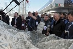 Путин, Сочи, олимпийские объекты: Фоторепортаж