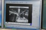 Фоторепортаж: «Фото метеорита, упавшего в Чебуркуле»