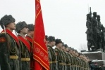 День защитника Отечества в Петербурге: Фоторепортаж