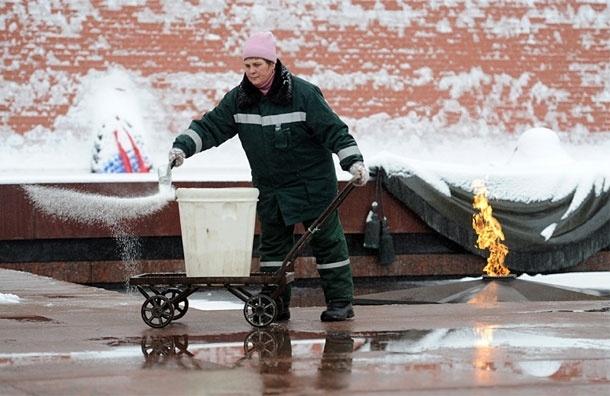 Реагенты с московских улиц токсичны и обладают периодом полураспада в 1,3 млрд лет