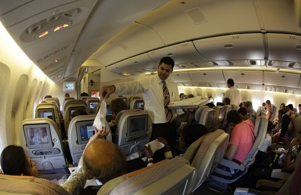 «Аэрофлот» хочет ввести «черный список» пассажиров-дебоширов
