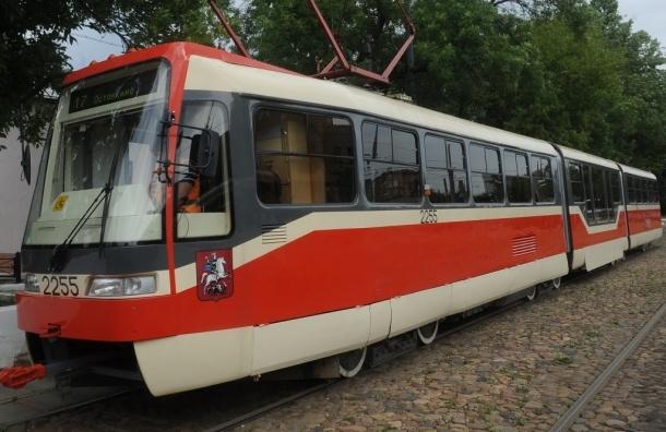 Скоростной трамвай запустят в Восточном округе Москвы в ближайшее время