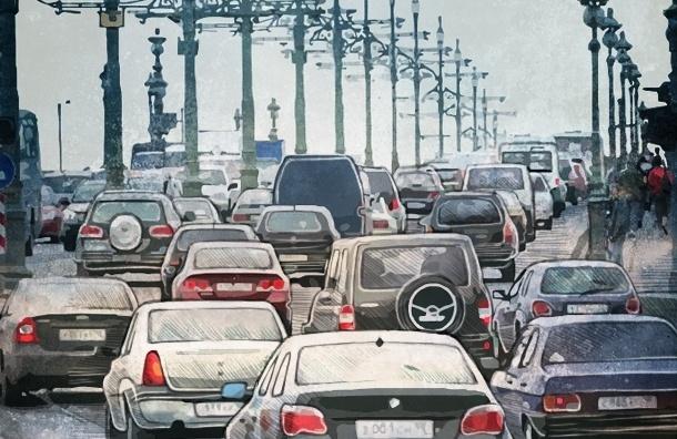 Зачем петербуржцам автомобили, если от них столько проблем
