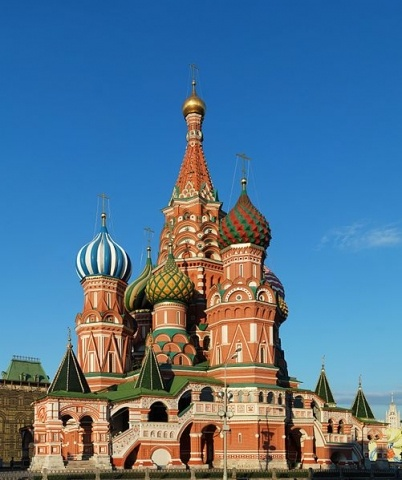 Храм Василия Блаженного, Собор Покрова на Рву: Фото