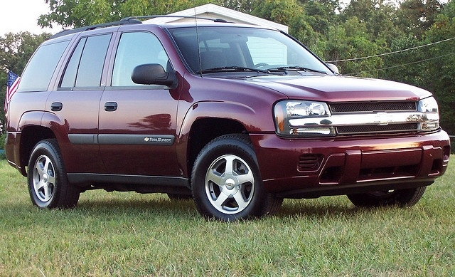 Chevrolet Trailblazer: Фото