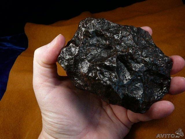 Якобы куски метеорита: Фото