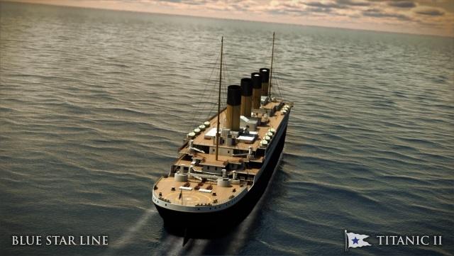 Титаник II: Фото