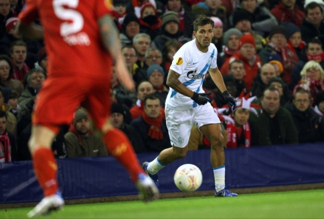 Зенит - Ливерпуль 21 февраля 2013: ответный матч: Фото