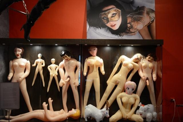 Музей эротики в Петербурге: Фото