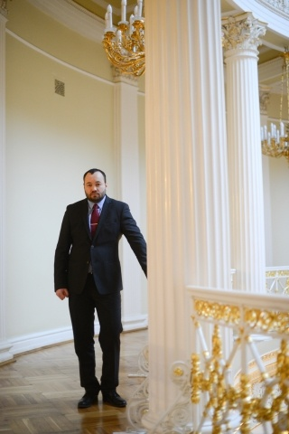 Депутат Андрей Анохин: Фото