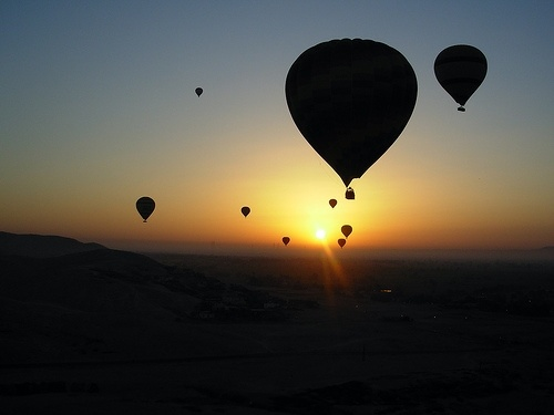 Воздушный шар: Фото