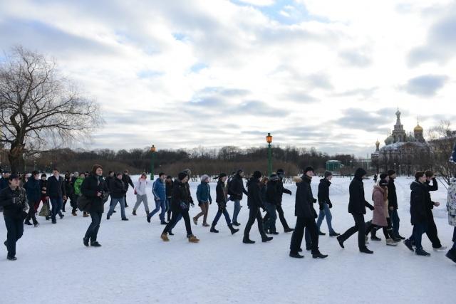 Снежная битва 2 февраля: Фото