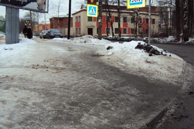 Дорога к Центру Алмазова: Фото
