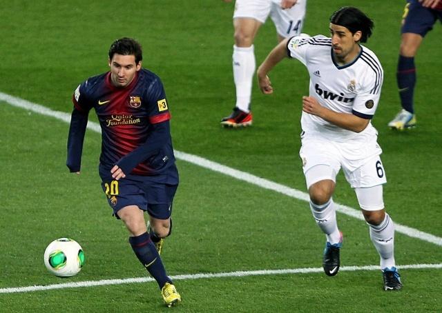 Барселона - Реал, кубок, 26 февраля 2013: Фото