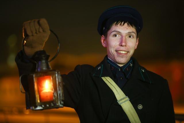 Ретропаровоз, паровоз, Финляндский вокзал, Дорога Победы : Фото
