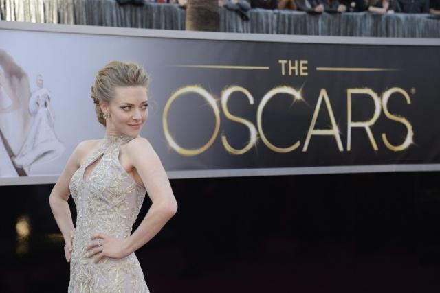 Оскар 2013: наряды: Фото