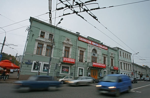 Театры Москвы - такие разные: Фото
