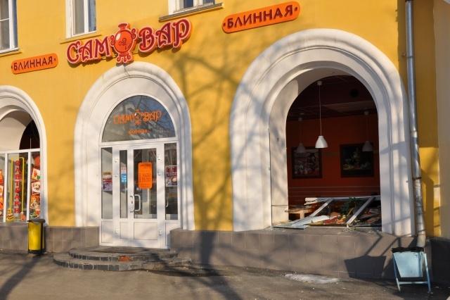 Метеорит в Челябинске. Последствия: Фото
