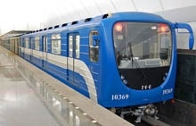 Вагон метро 81-540 Вагонмаш: Фото