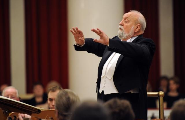 Кшиштоф Пендерецкий в Филармонии Петербурга: Фото