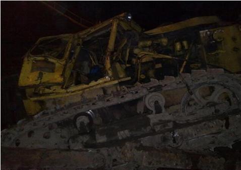 В Сочи рухнул мост - фоторепортаж: Фото