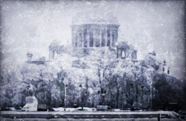 В Петербурге ожидается туман и мокрый снег