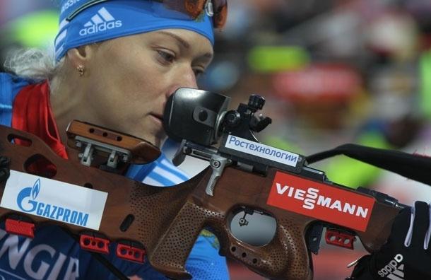 ЧМ по биатлону: россиянки по-прежнему без медалей