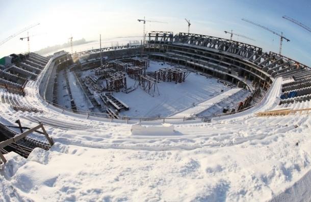 Подрядчики стадиона «Зенита» предъявили друг другу миллиардные иски