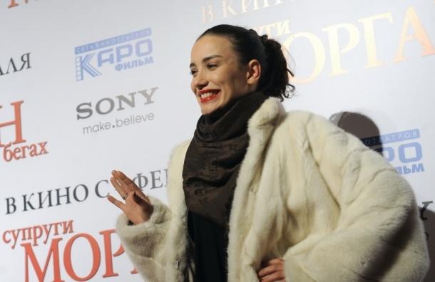 Виктория Дайнеко опровергла сообщение об ограблении ее квартиры