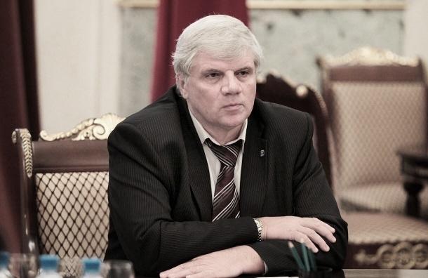 Вице-спикеру ЗакСа Сергею Анденко простили мат и баранов